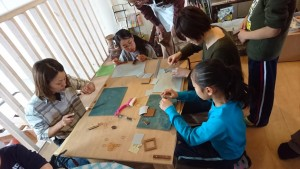 木工体験女子力